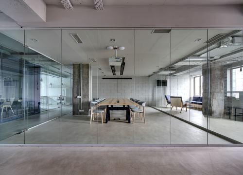 Divisiones de vidrio